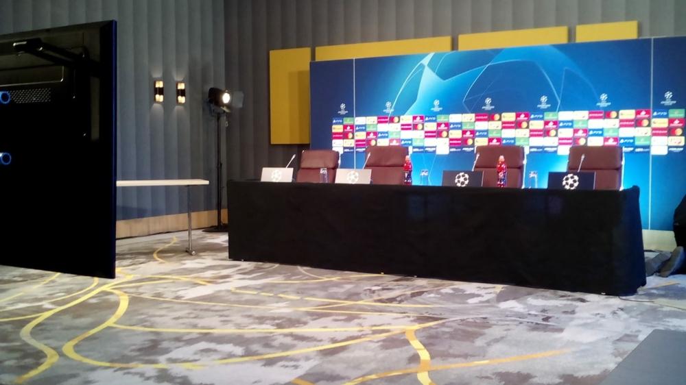 Visioconférence UEFA